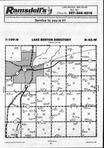 Map Image 028, Lincoln County 1990 Published by Farm and Home Publishers, LTD